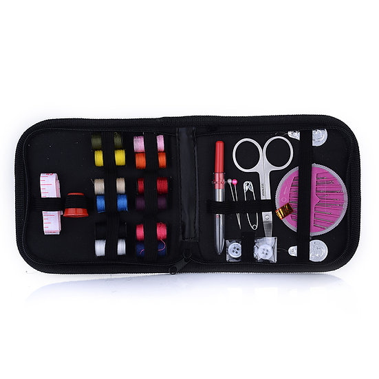 Portable Zipping Sewing Kit