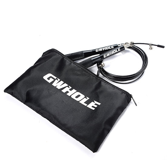 GWHOLE Adjustable Speed Rope Skipping Rope
