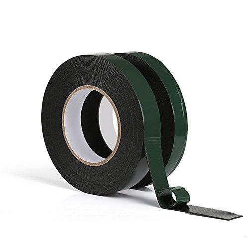 Kesote Foam Tape Double Sided Sponge Tape Waterproof Mounting Adhesive Tape Rol
