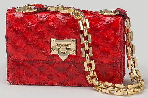 Rojo Pirarucu Shoulder Bag