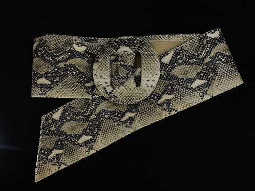 Cinto Python Hazelnut