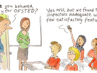 Myths of the Ofsted monster keep schools in fear