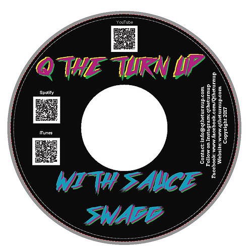 CD - With Sauce Swagg