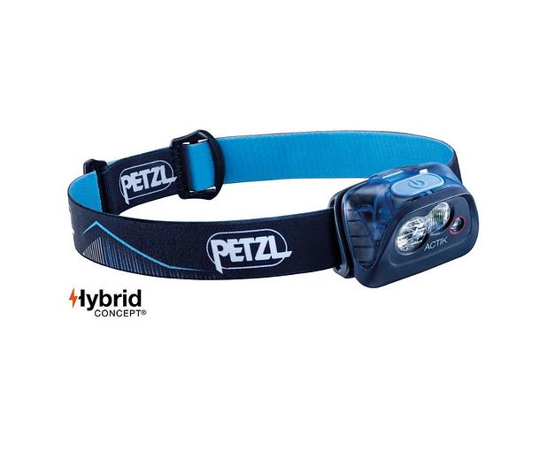 Petzl headlamp small