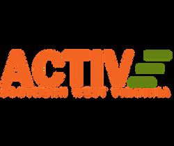 Active Logo Square Transparent