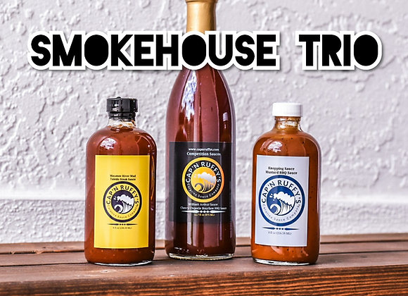 Smokehouse 3 pack
