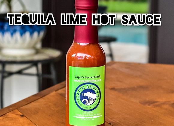 La Bomb-Ba Tequila Lime Hot Sauce