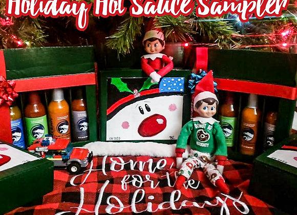 Holiday Hot Sauce Sampler