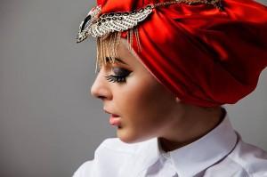 Modest Fashion Episode: Iman Aldebe - The Hijabi Designer of Project Runway