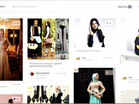 A LA HIJAB THE GLOBAL MODESTY FASHION PLATFORM EVOLVING ON A GREATER PACE!