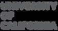 University California logo