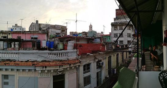 Havana Étuiante Vagabonde