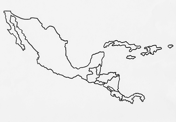 map-of-mexico-black-and-white-printable-