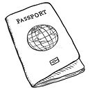 passeport-simple-de-croquis-de-vecteur-7