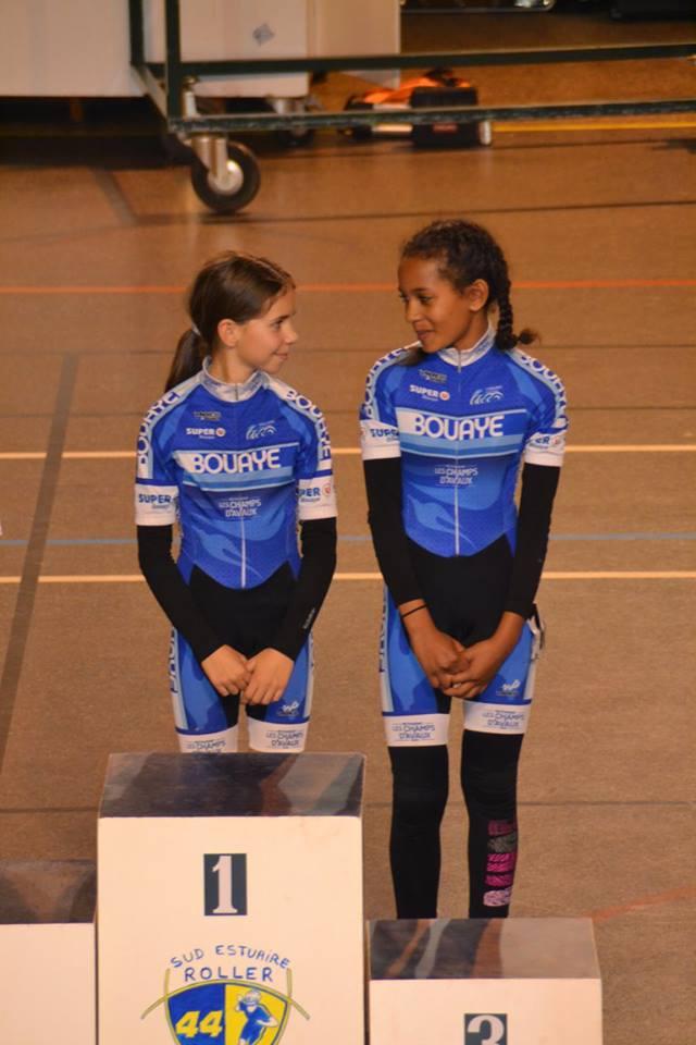 Podium Erine&Sarah L