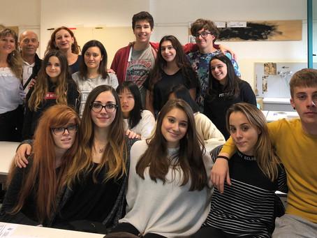 L'Avis Bike Pistoia e il Liceo Artistico P.Petrocchi rinnovano la collaborazione