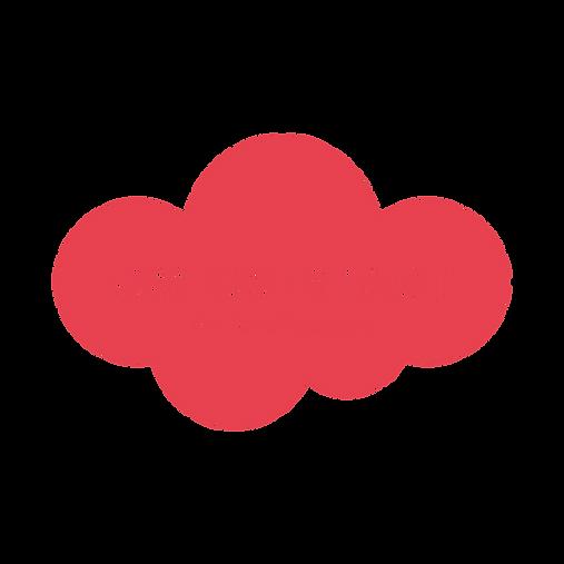 OM OSTSTADT Wolke weiss auf rot Web 1811