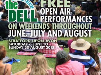 Romeo & Juliet on this years RSC Dell publicity!