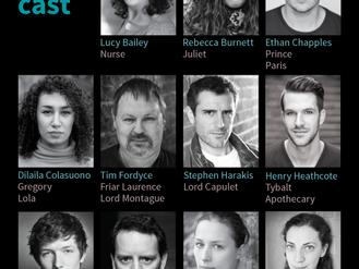 Meet the cast of Romeo & Juliet!