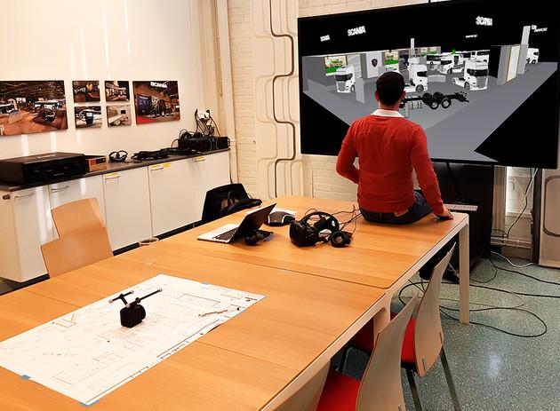 VR-AR design assessment
