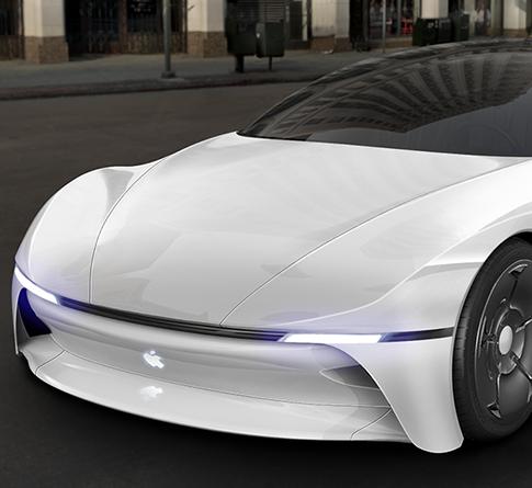 Apple i-car