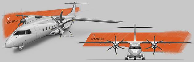 Deutsche Aircraft 328eco 3