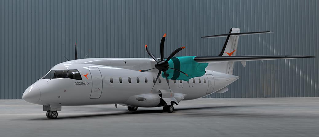 Deutsche Aircraft 328eco 4
