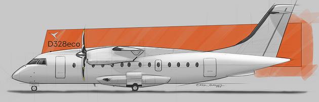 Deutsche Aircraft 328eco 2