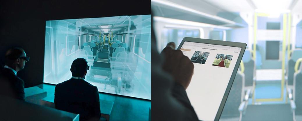 Mireo VR experience