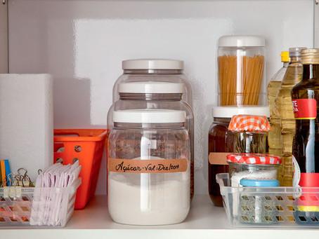 7 dicas para manter sua cozinha organizada