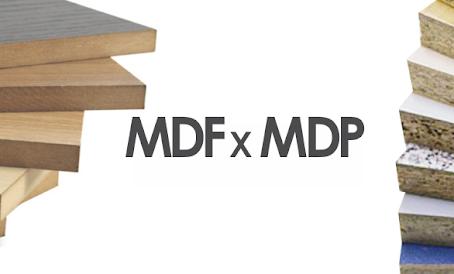 Aglomerado, Compensado, MDP ou MDF