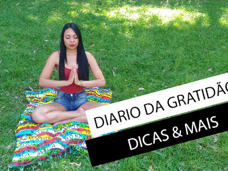 Diário Da Gratidão | Dicas E Mais