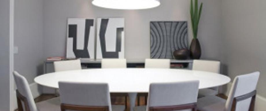 sala-de-jantar-com-mesa-oval