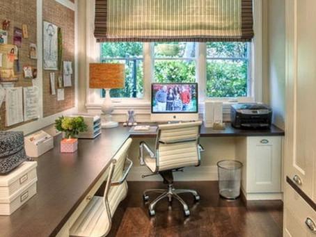 Dicas para decorar seu Home Office