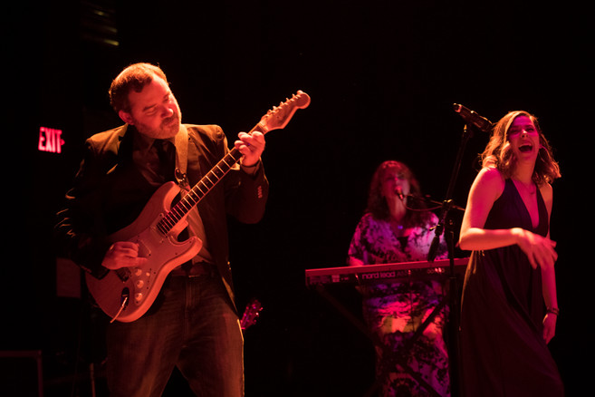 20180512 - TRO at The Queen - Peter Gabr