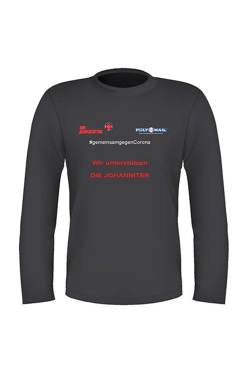 Johanniter Spendenaktion / Musterlogo