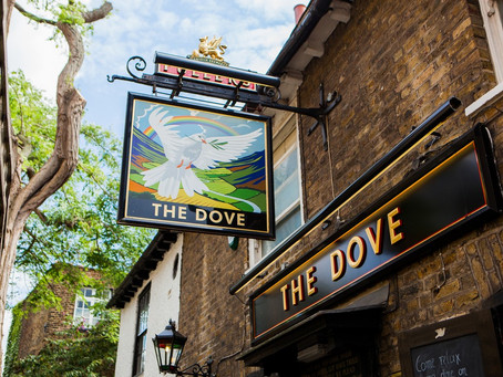 5 pubs historiques à Londres