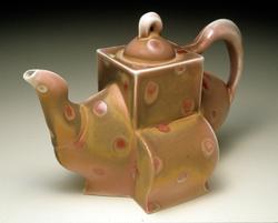 """Teapot, 2003, h 6"""""""