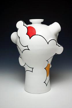 Cloud Meabyong Vase