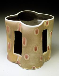 """Void Vase, 2004, h 12"""""""