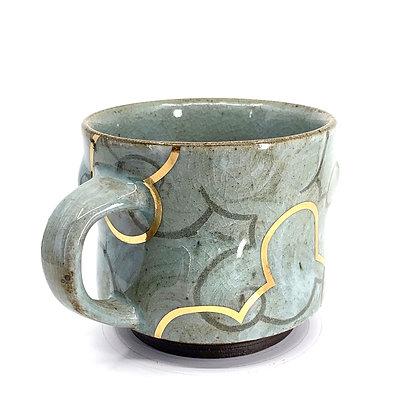 Cloud Mug // Gold / #5