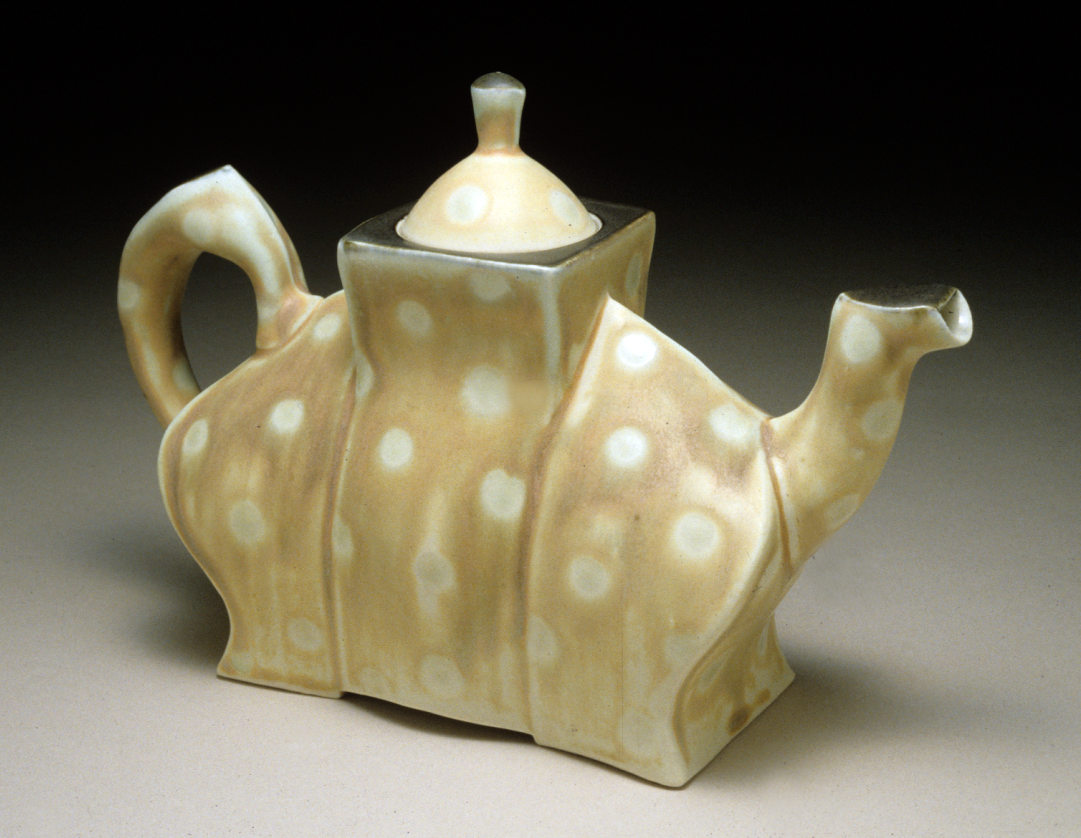 """Teapot, 2002, h 7"""""""