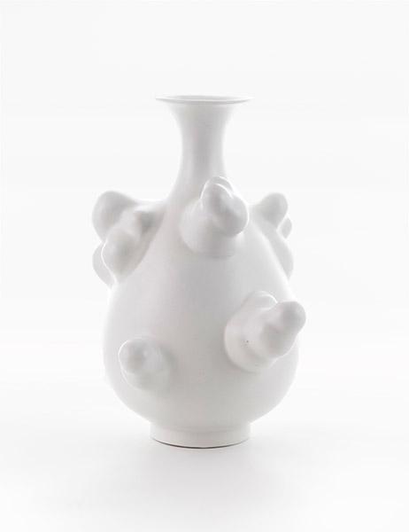 Large Bubble Pear Vase