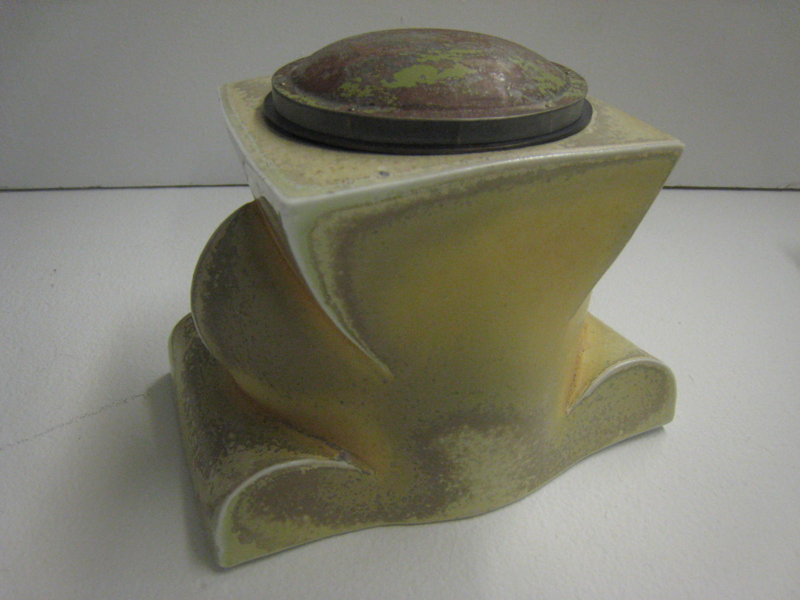 """Container, 2010, h 7"""""""