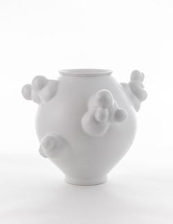 Bubble Moon Jar