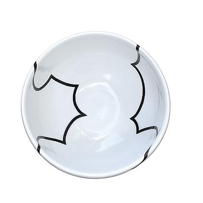 Cloud Rice Bowl #58b