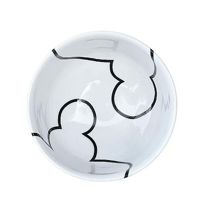 Cloud Rice Bowl #57a