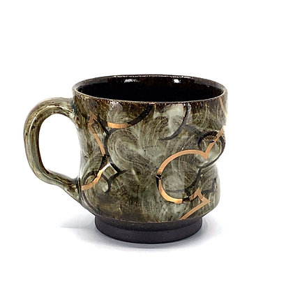 Cloud Mug // Copper / #042