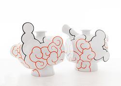 porcelain cloud series