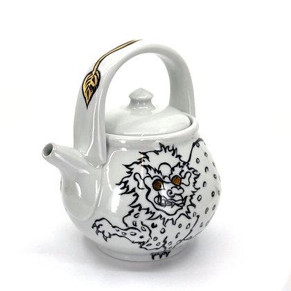 Monster Teapot # 1